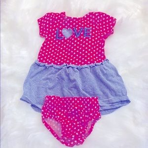 ✨3 for $15✨ Infant Dress Outfit